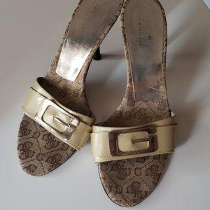 Guess mini sandal heels